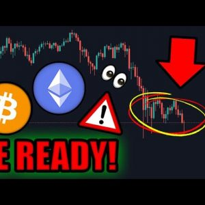 Bitcoin & Ethereum CAPITULATION POSSIBLE! Cryptocurrency in a CRITICAL PRICE ZONE! BE READY!