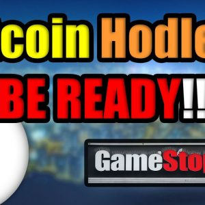 Altcoin Hodlers in 2021 BE READY!! GameStop JUST Released the Cryptocurrency Bulls with NEW TOKEN!!