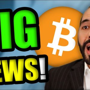 #1 Most Important Cryptocurrency Video 2021 | El Salvador Makes Crypto History! [LEAKED AUDIO]