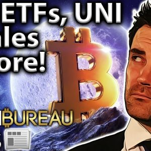This Week in Crypto: Stimulus Incoming, ETFs, ADA Pump & More!! 📰