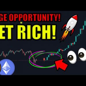 Cryptocurrency Investors! - GET READY! | BITCOIN, ETH, & DeFi ALTCOINS ABOUT TO EXPLODE!