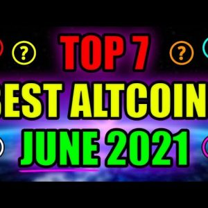 7 Best Cryptocurrency Investments (EXPLODING in JUNE) MAJOR Bull Trends! Cardano, Eth, Bitcoin News