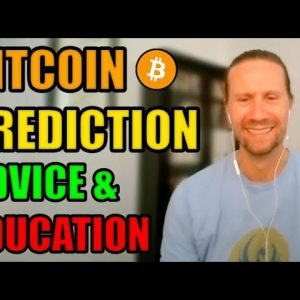 Predicting the FUTURE of Bitcoin! 250k Price Target! Bear Market in 2022? Or Supercycle?