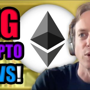 BIG THINGS ARE HAPPENING WITH CRYPTOCURRENCY INTO AUGUST 2021 | Erik Voorhees Explains
