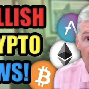 BITCOIN TO HIT 250K! | VERY BULLISH FOR ETHEREUM, AAVE, EOS, & TOP ALTCOINS IN 2021! | CRYPTO NEWS