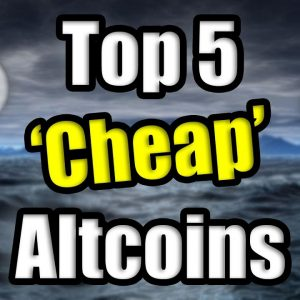 Top 5 'Cheap' Altcoins to Watch in April 2021 | Best Low Cap Cryptocurrency Investments ON MY RADAR!