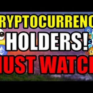 CRYPTOCURRENCY HOLDERS GET READY - HISTORY IS REPEATING!!! Ethereum News Q&A
