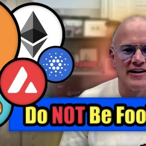 Bitcoin & Ethereum Hodlers: IT'S A TRAP!! ALL CRYPTOCURRENCY INVESTORS DO NOT BE FOOLED!!