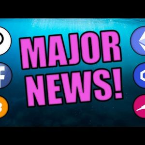Facebook Just Released The Polkadot (DOT) Bulls! 19 Reasons to be BULLISH on Ethereum! Crypto News