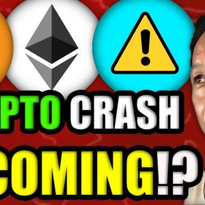 Willy Woo WARNS Bitcoin Hodlers of BIG CRASH in 2021 as China Bans Cryptocurrency Transactions!!