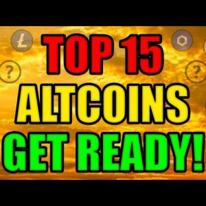 Top 15 Altcoins with MASSIVE POTENTIAL! Cryptocurrency BEST Projects April 2021!