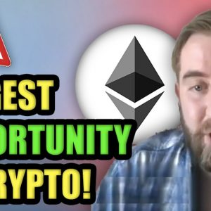 URGENT: Do NOT Sell Your Cryptocurrency!? ALTCOINS ARE BIGGEST OPPORTUNITY SINCE THE INTERNET!!