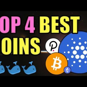 Cardano To Lead Altcoin Explosion! (Watch Before June 19 2021) Top 4 Best Coins! Cryptocurrency News