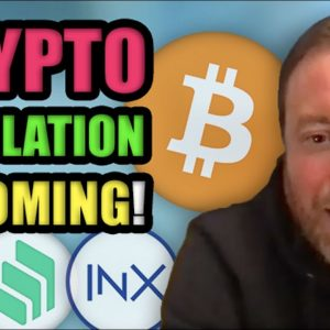 How Regulation Will 100x Cryptocurrency in 2021 & Beyond | Are Altcoins at Risk? | Douglas Borthwick