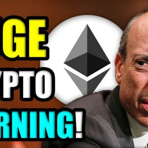 SEC CHAIR GARY GENSLER WARNS OF CRYPTO CRACKDOWN IN 2021 | IS ETHEREUM IN TROUBLE?