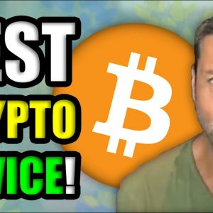 #1 Best Advice for NEW Cryptocurrency Investors in 2021 | Raoul Pal Explains