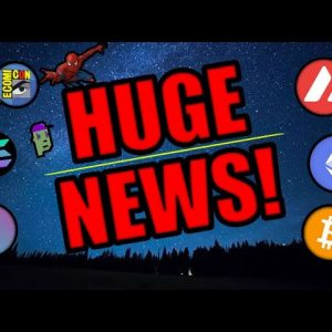 ETHEREUM EXPLODING! TOP 5 COINS TO FOLLOW IN CRYPTOCURRENCY! [HUGE OPPORTUNITY] CRYPTO NEWS