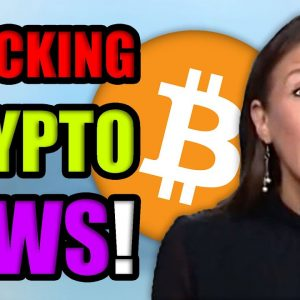 THE SHOCKING BULLISH CRYPTOCURRENCY NEWS NOBODY IS TALKING ABOUT! [ETHEREUM, BITCOIN, CARDANO]