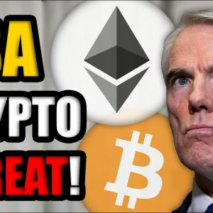 Hurry! The USA is About to Cancel Cryptocurrency [I'M TAKING ACTION]