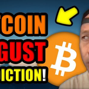 Willy Woo Reveals Bitcoin Price Prediction for August (SHOCKING)